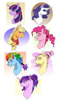 mlp 25 years after by Valo-Son