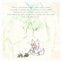 Okami: dream about world. by iyua