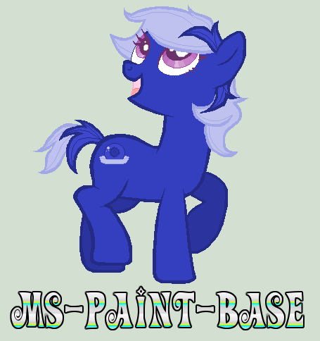 Blueberry Smoothie by Ms-Paint-Base