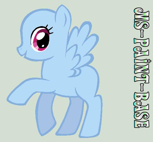 Mlp Happy Pegasus Base Name