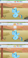 How to Make a Pony Base- ((Very Large Image))