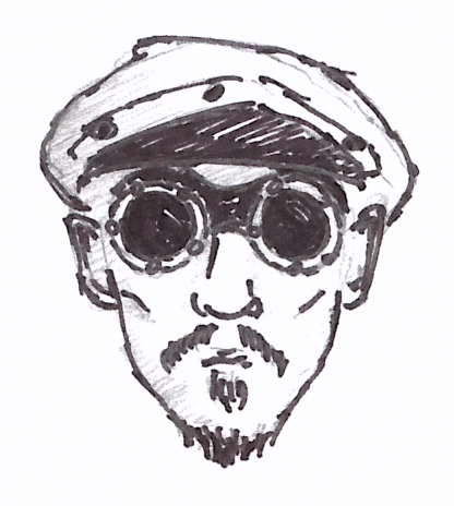 Fred draft by Xamena