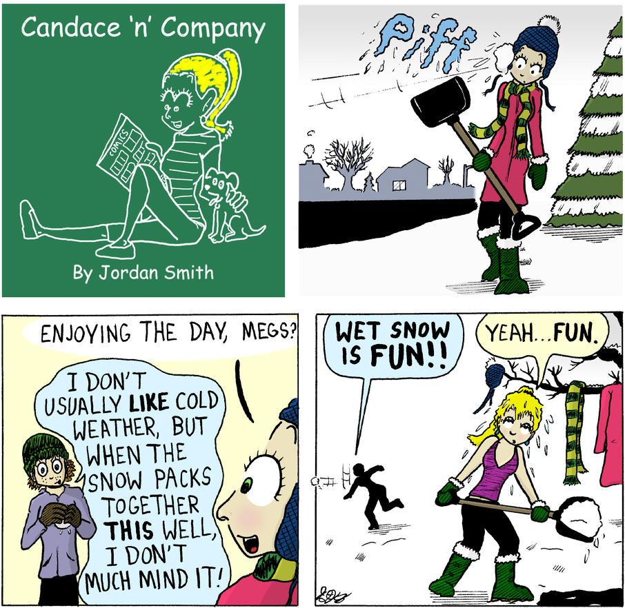 Candace 'n' Company, by Jordan Smith by JDSmith82