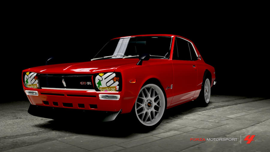 Nissan Skyline gtr ''70 by zRoryyyy on DeviantArt