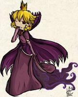 Shadow Queen - Paper Mario by NayruFaroreDin