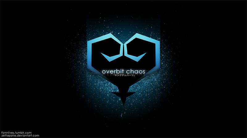OVERBIT CHAOS : Kingdom Hearts by zettapoke