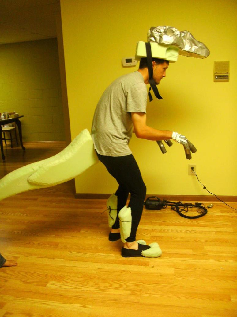 Raptor Costume By Neonrelics On Deviantart