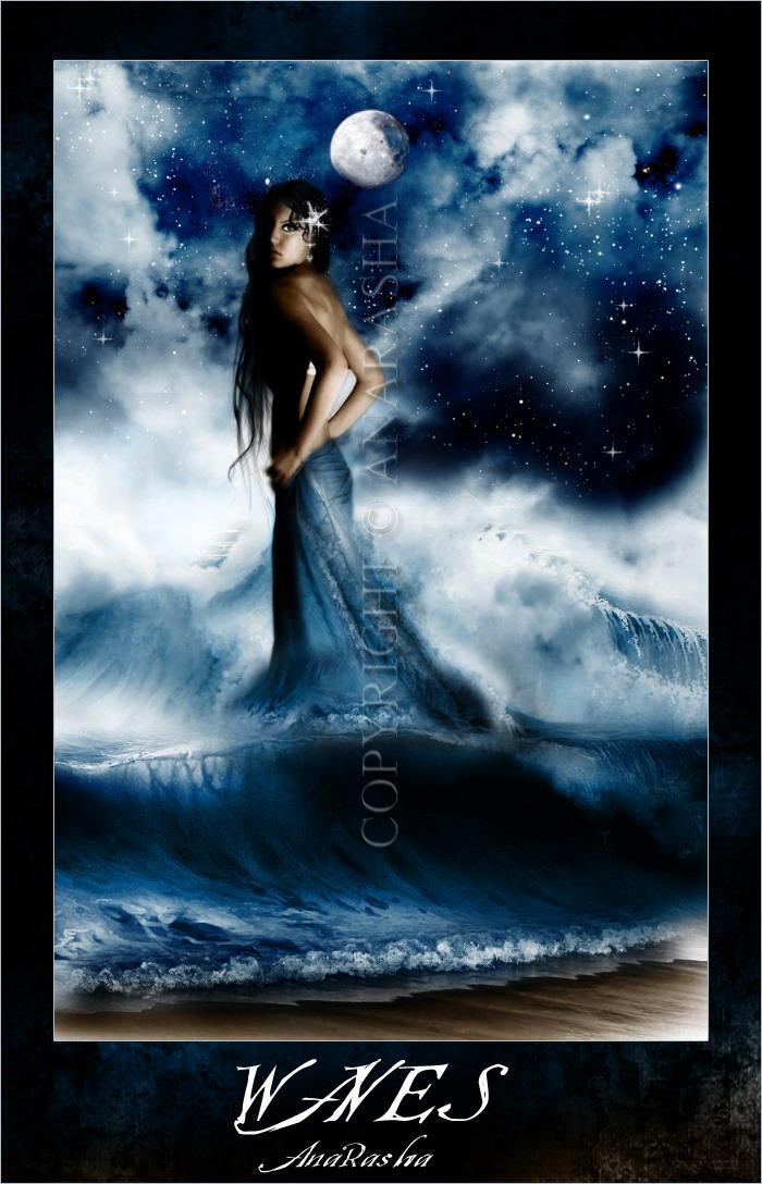 WAVES by anaRasha