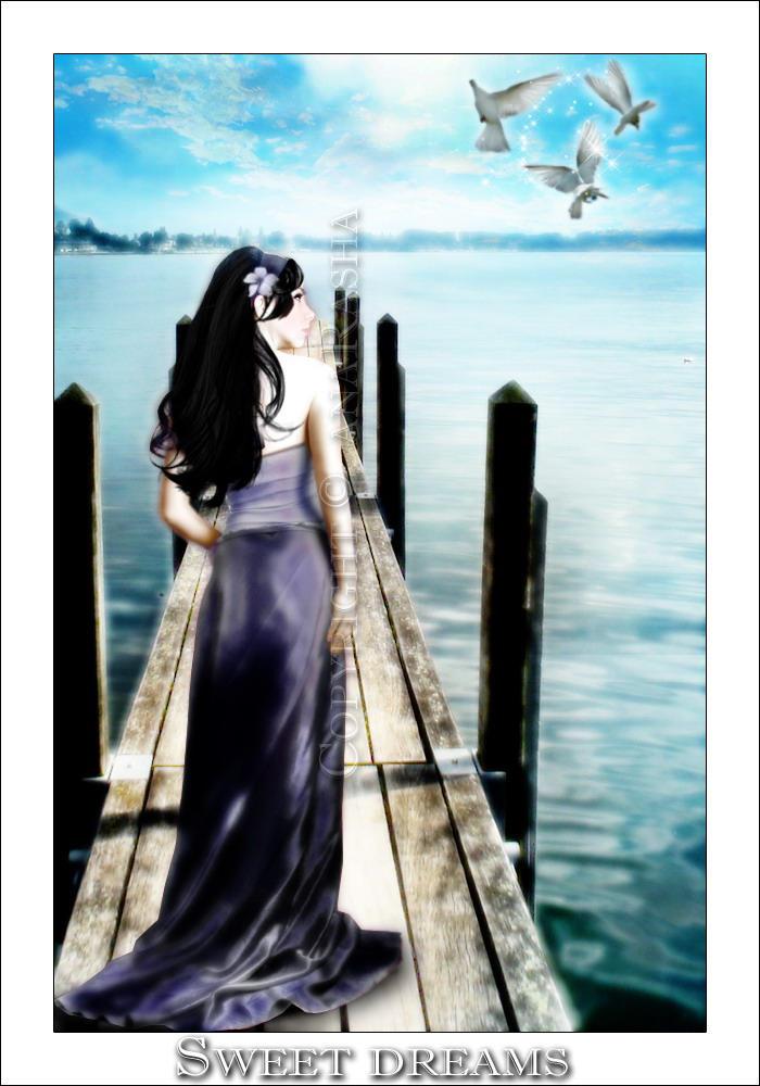 Sweet Dreams by anaRasha