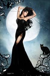 The_Black_Night by anaRasha