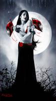 Bloody_Rose by anaRasha