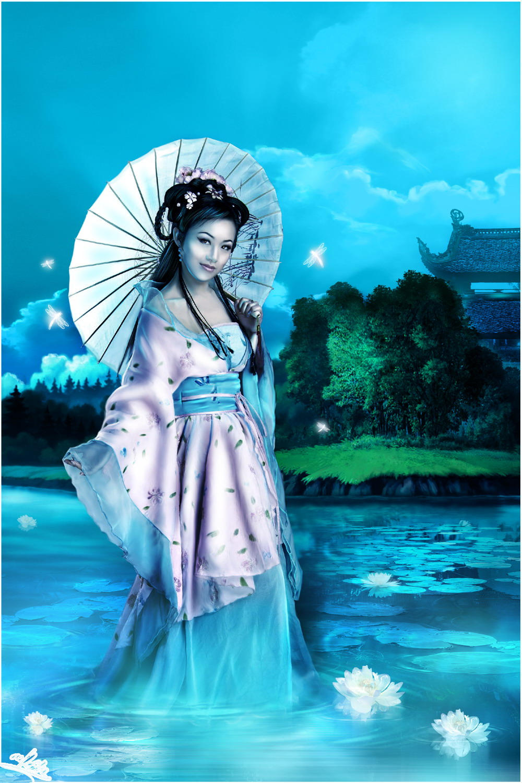 lotus by anaRasha