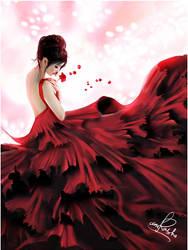 Rose by anaRasha