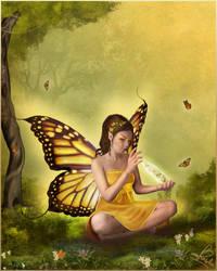 butterfly by anaRasha