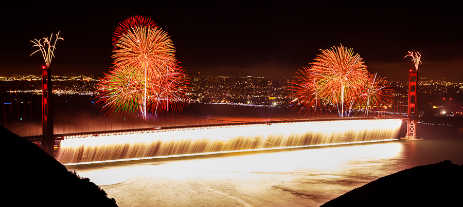 Happy Birthday Golden Gate 1 by JimP4nsen