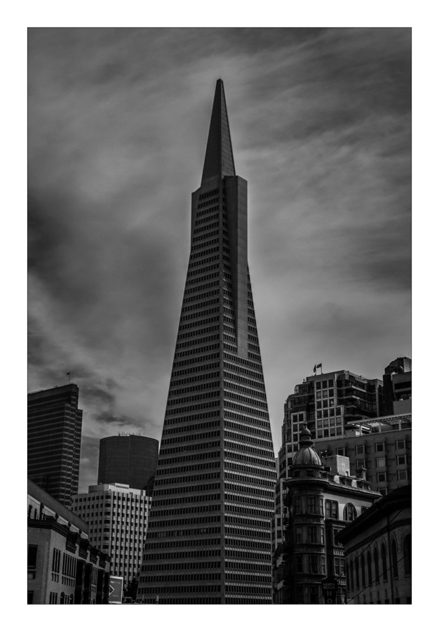 Transamerica Pyramid by JimP4nsen
