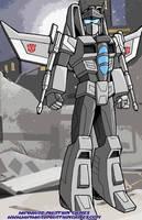 Transformers OC: Paladin by AdamAnt543