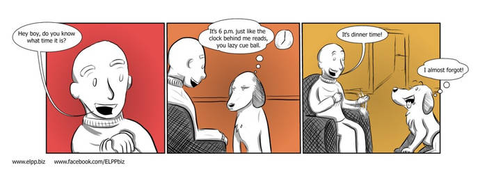 Spotlight - Elpp's Doodles And Comics by WebcomicUnderdogs