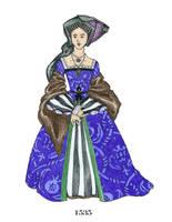 1535 by Adelie-Helene