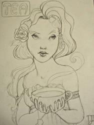 WIP-Tea by Adelie-Helene