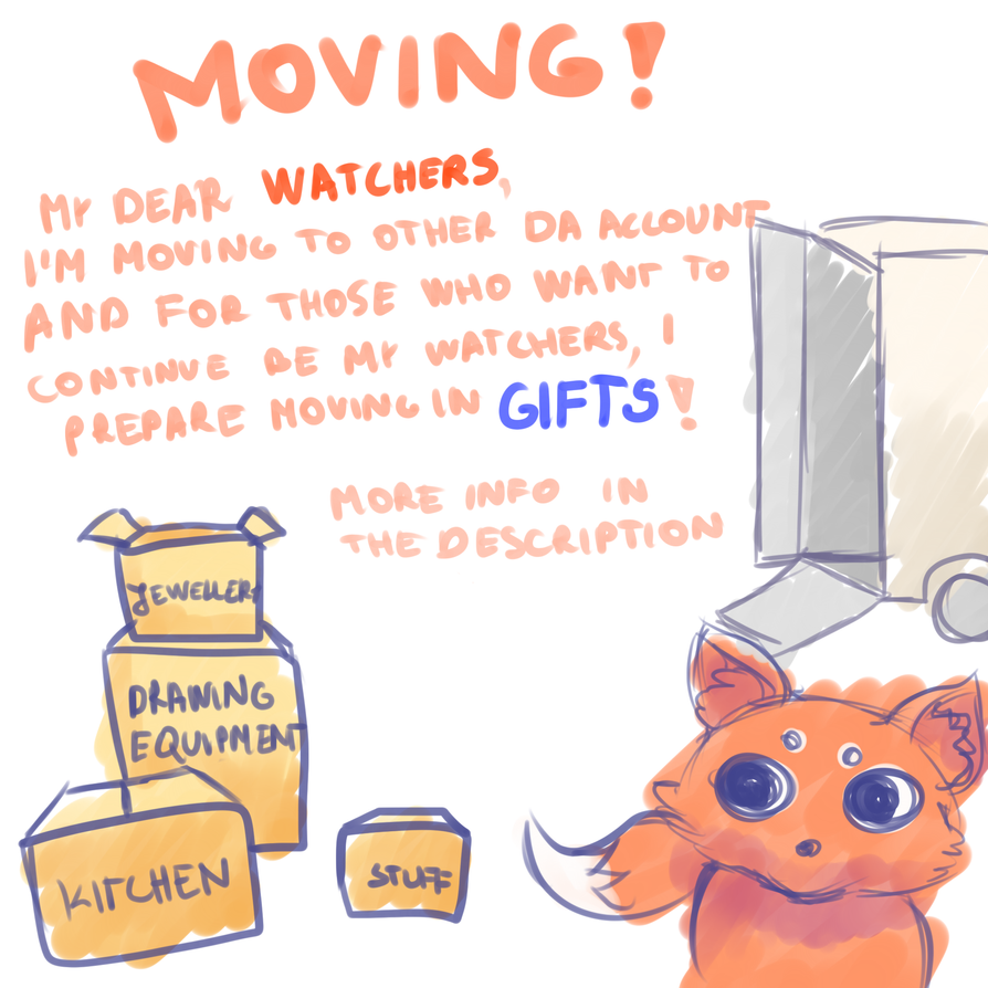 MOVING!! To my watchers by Ke-ha