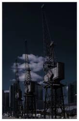 cranes by digiport