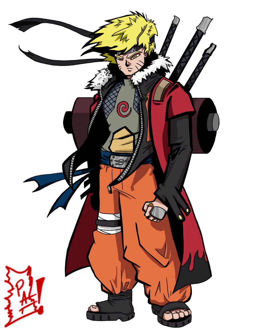 naruto hokage by WolfsEye157 on DeviantArt