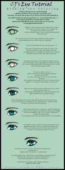 Anime-ish Eyes Tutorial