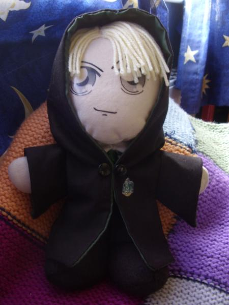 Plush - Draco Malfoy '2' by Darktwinkle