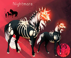 FanGrimm - Nightmare by Blue-Hearts