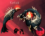 FanGrimm - Kotick by Blue-Hearts
