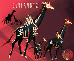 FanGrimm - Gerfauntz by Blue-Hearts