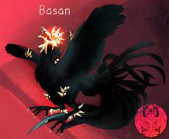 FanGrimm - Basan by Blue-Hearts