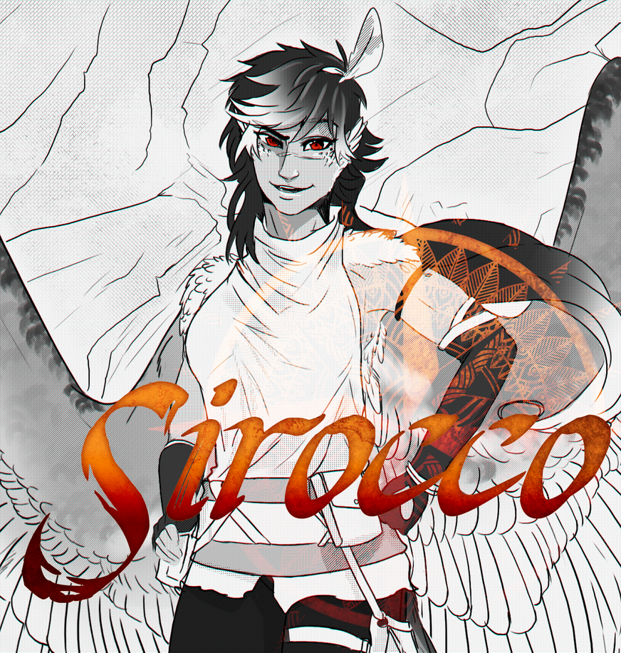 Sirocco Title by Blue-Hearts