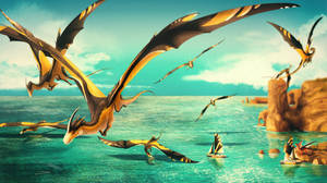 A Tale of Sea Dragons