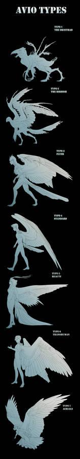 SB: Avio Types