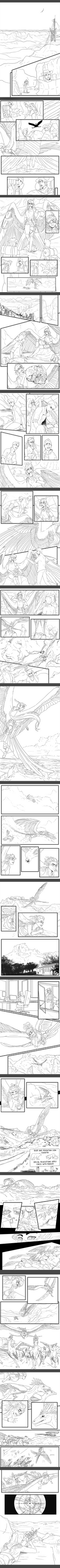 Sirocco: First Draft Comic [2017]