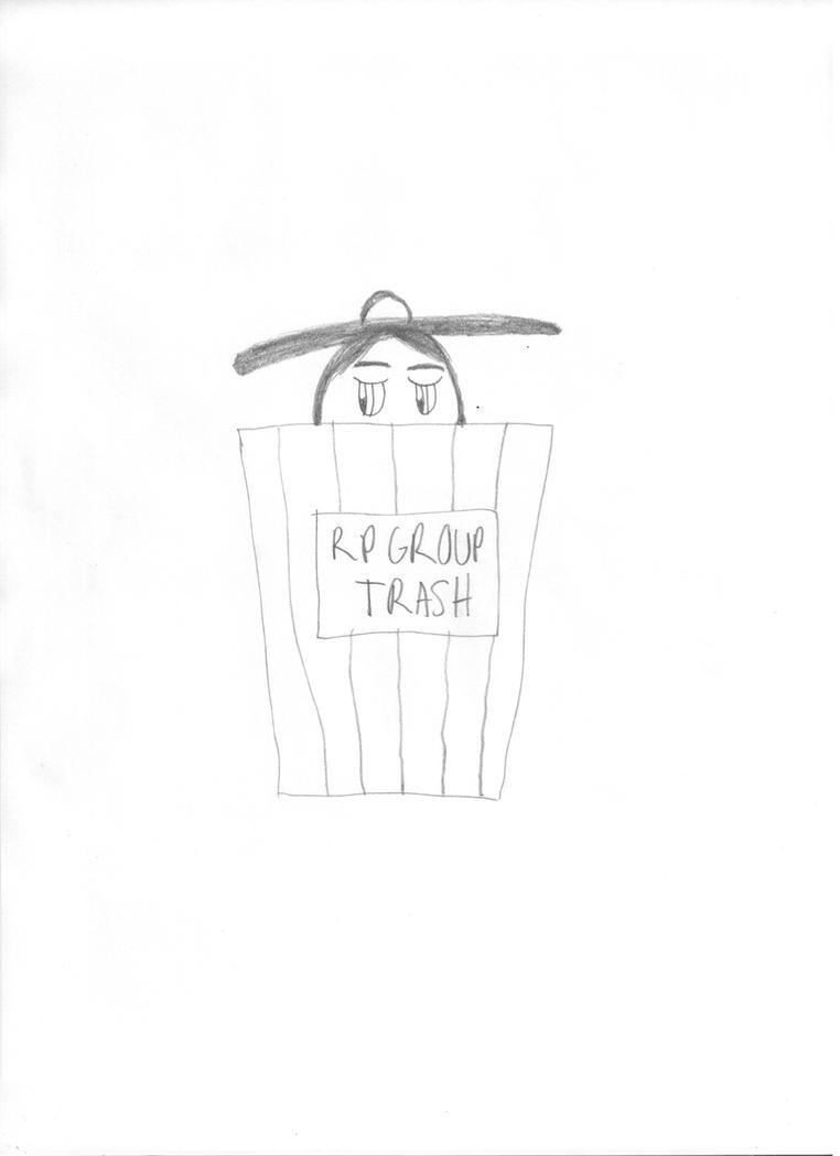 Trash Count: 6 by bidooful