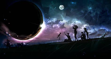 Other Horizons by Makoyana