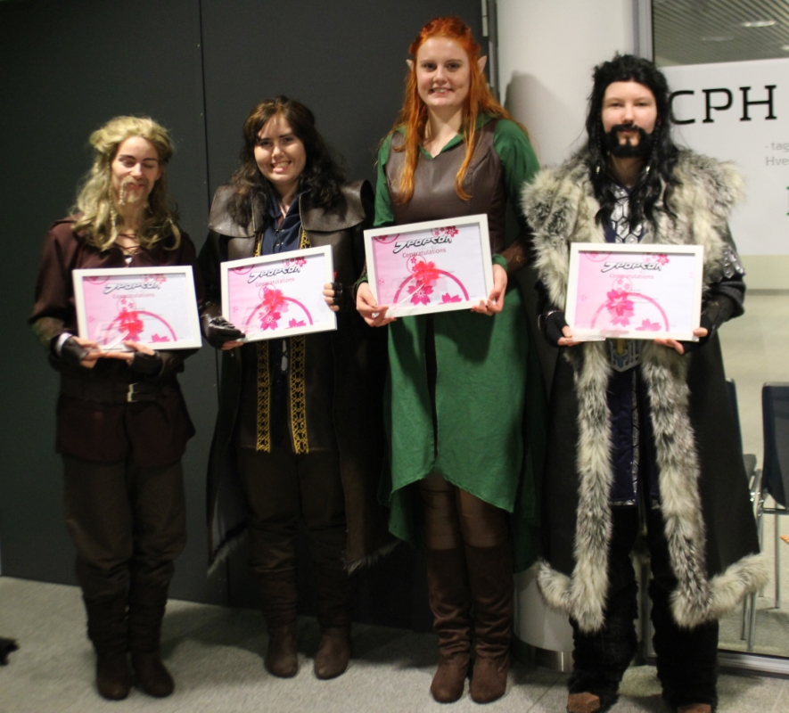 The Hobbit - Best Craft Winners by PixiePokers