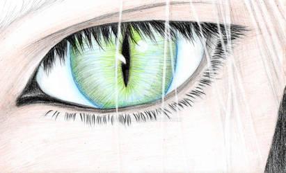 Sephiroth's eye