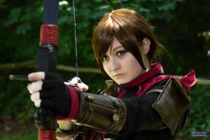 Assassins creed OC Ayame by Yuuki-VK17