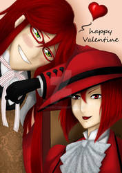 Grell~ Madame red