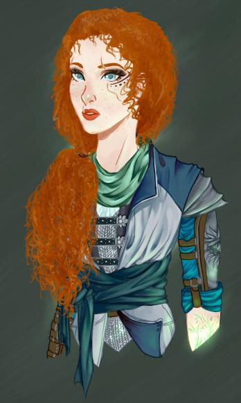 Eliza Trevelyan by Kasupop