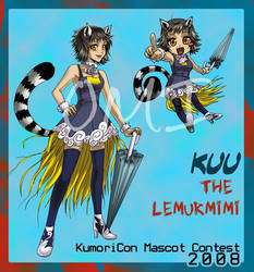 KumoriconMascot2008 Entry FULL by omittchi