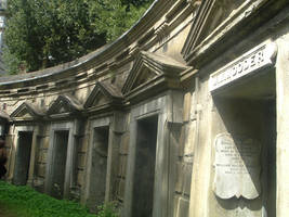 Cemetery 93 by Stock-Karr