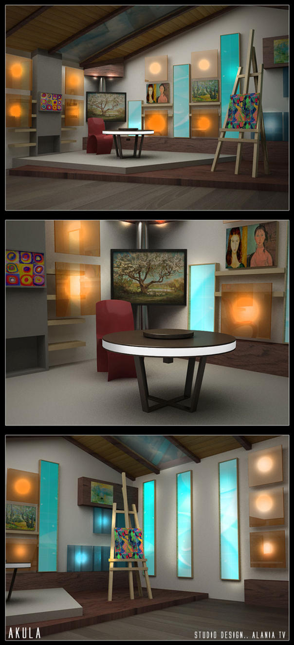 Joy Studio Design Gallery Best Design: Design Tv Studio Design Ideas