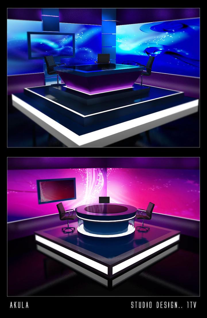 STUDIO DESIGN 1 TV By Akula13 On DeviantArt