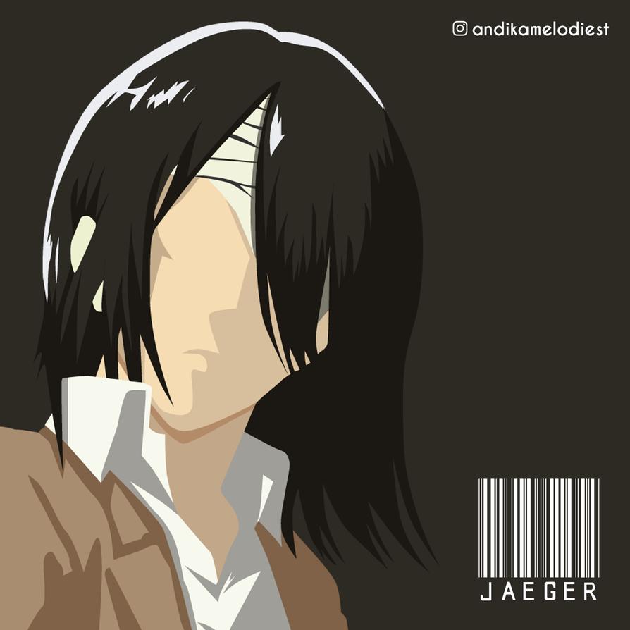 Eren Jaeger by andikamelodiest