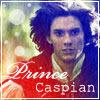Prince Caspian by artsiipunk